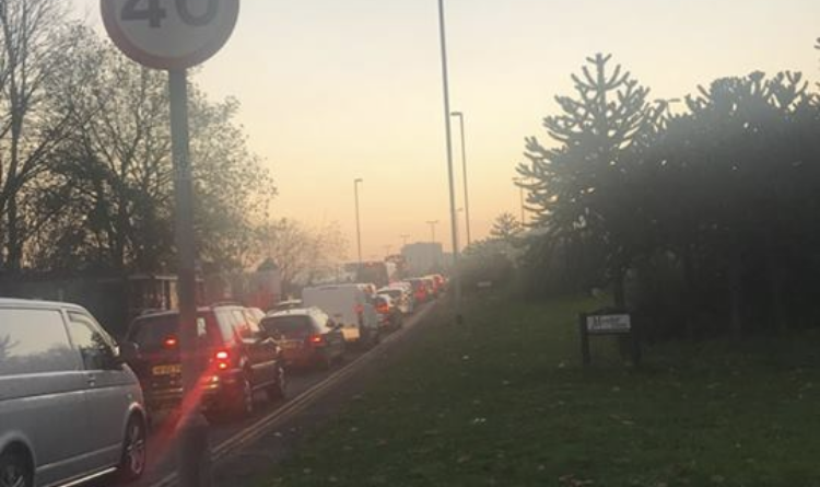 Significant traffic delays due to roadworks at the Armley Gyratory